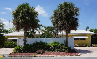 Fort Lauderdale Multi Family Home For Sale: 1121-1123 Citrus Isle