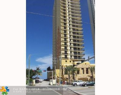 Sunny Isles Beach Condo/Townhouse For Sale: 16275 Collins Ave #501