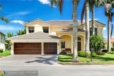 Weston Single Family Home For Sale: 972 Windward Way
