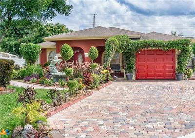 Pompano Beach Single Family Home Backup Contract-Call LA: 372 NW 16th Pl