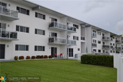 Fort Lauderdale FL Condo/Townhouse For Sale: $159,000