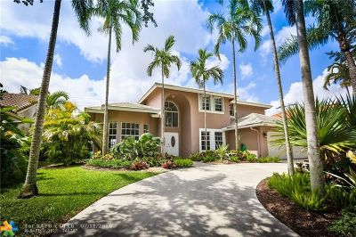 Cooper City Single Family Home Backup Contract-Call LA: 10540 Paris St