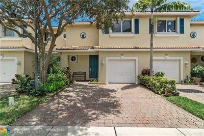 Boynton Beach Condo/Townhouse For Sale: 3089 N Evergreen Cir