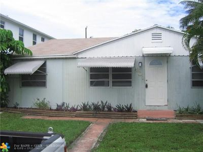 Fort Lauderdale Multi Family Home For Sale: 801 SW 7th Ave