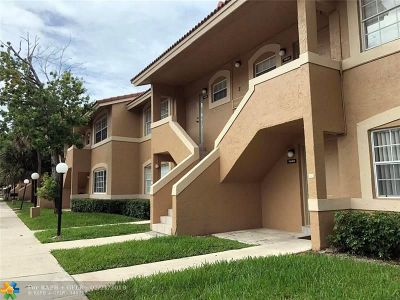Coral Springs Condo/Townhouse For Sale: 11449 NW 42nd St #11449