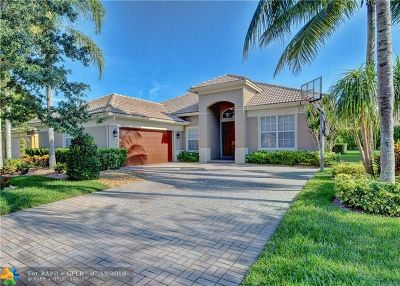 Parkland Single Family Home Backup Contract-Call LA: 10695 NW 61st Ct