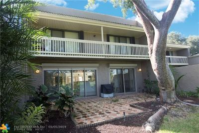 Broward County Condo/Townhouse For Sale: 2007 Saint Andrews Rd #124