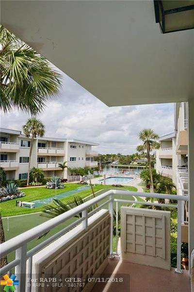 Hillsboro Beach Condo/Townhouse For Sale: 1198 Hillsboro Mile #214