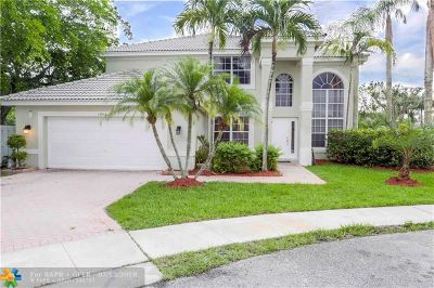 Pembroke Pines Single Family Home Backup Contract-Call LA: 17912 NW 11th St
