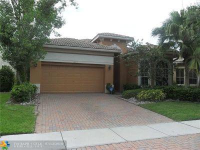 Parkland Single Family Home Backup Contract-Call LA: 12371 NW 78th Mnr