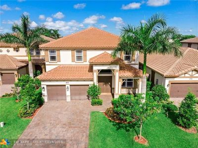 Parkland Single Family Home For Sale: 8691 Waterside Ct
