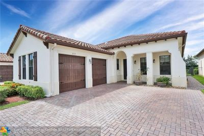 Cooper City Single Family Home For Sale: 8519 NW 41st St
