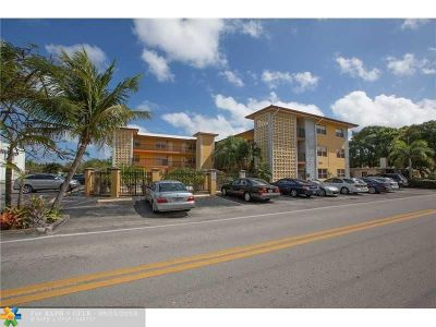 Fort Lauderdale Condo/Townhouse For Sale: 744 NE 14th Ave #20