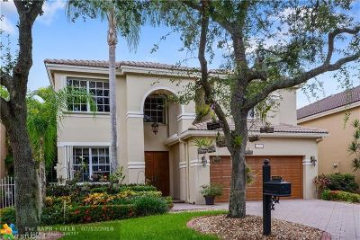 Coral Springs Single Family Home For Sale: 1065 NW 117th Ave