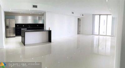Miami Beach Condo/Townhouse For Sale: 5825 Collins Ave #4J