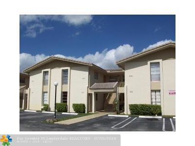 Coral Springs Condo/Townhouse For Sale: 11101 Royal Palm Blvd #219