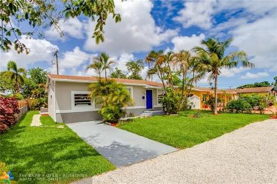 Miramar Single Family Home For Sale: 6209 SW 18th St