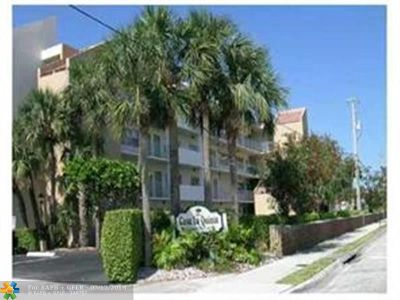 Pompano Beach Condo/Townhouse For Sale: 2860 NE 14th Street Cswy #306 D