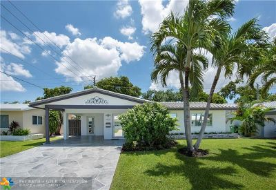 Tamarac Single Family Home For Sale: 4808 NW 25th Ter