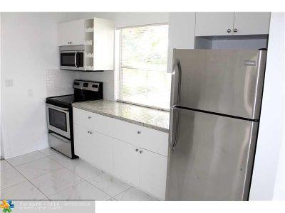 Oakland Park Single Family Home For Sale: 1091 NE 36th St