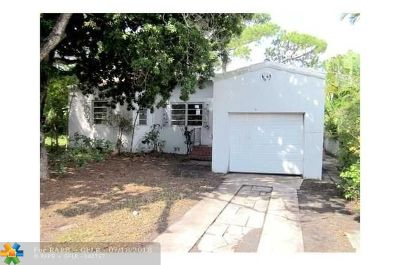 Broward County Single Family Home For Sale: 1121 NE 16th Ave