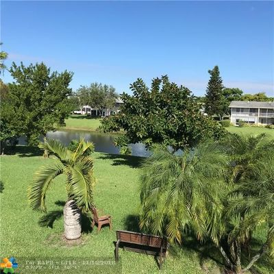 Deerfield Beach Condo/Townhouse For Sale: 257 Prescott M #257
