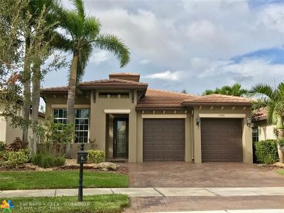 Parkland Single Family Home For Sale: 10785 NW 83rd Ct