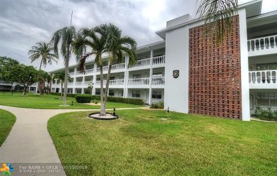 Fort Lauderdale Condo/Townhouse For Sale: 2455 NE 51st St #E309