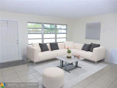 Pompano Beach Single Family Home For Sale: 2930 NE 11th Ter