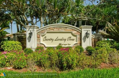 Boca Raton Single Family Home For Sale: 21091 Windemere Ln