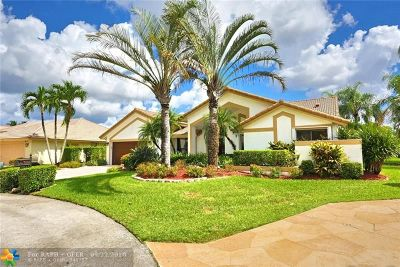 Parkland Single Family Home For Sale: 6011 NW 61st St