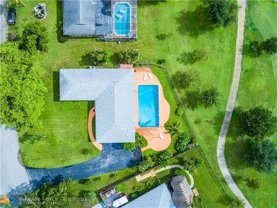 Davie Single Family Home Backup Contract-Call LA