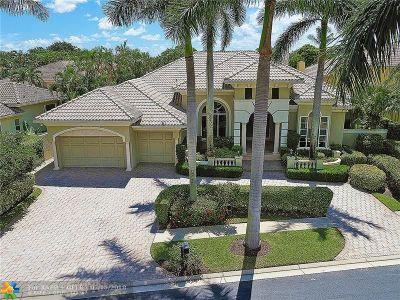 Delray Beach Single Family Home For Sale: 16560 Senterra Dr
