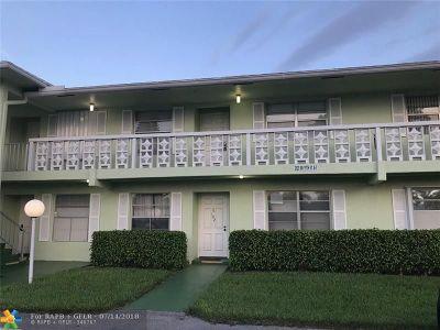 Delray Beach Condo/Townhouse For Sale: 2820 SW 15th St #202
