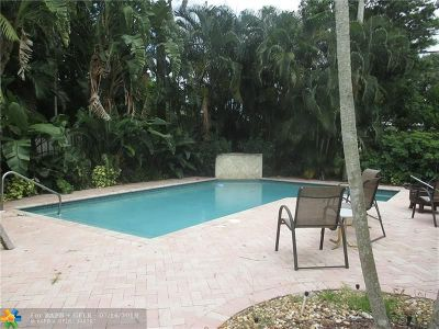 Fort Lauderdale Single Family Home For Sale: 2120 NE 53rd St