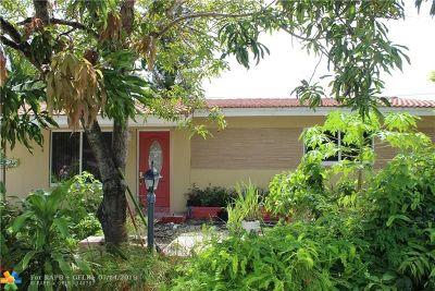Wilton Manors Rental For Rent: 2616 NE 9th Ter