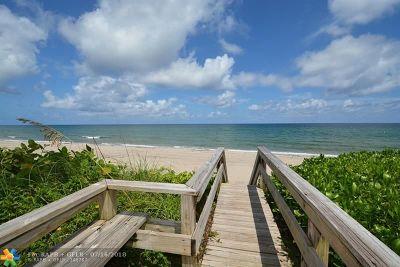 Hillsboro Beach Condo/Townhouse For Sale: 1161 Hillsboro Mile #206