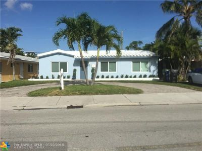 Lauderdale By The Sea Single Family Home Backup Contract-Call LA: 4233 Bougainvilla Dr