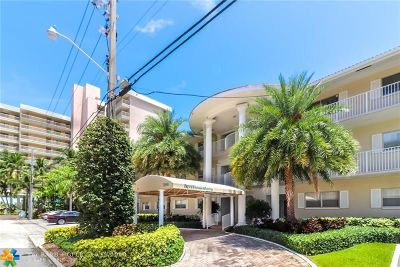 Fort Lauderdale Condo/Townhouse For Sale: 3090 NE 48 #208