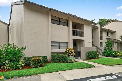 Coconut Creek Condo/Townhouse For Sale: 4162 NW 22nd St #285I