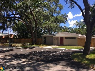 Fort Lauderdale Multi Family Home For Sale: 1512-1510 SW 25th St