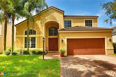 Parkland Single Family Home For Sale: 6342 NW 80th Dr