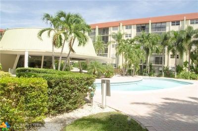 Fort Lauderdale Condo/Townhouse Pending Sale: 5300 NE 24th Ter #514C