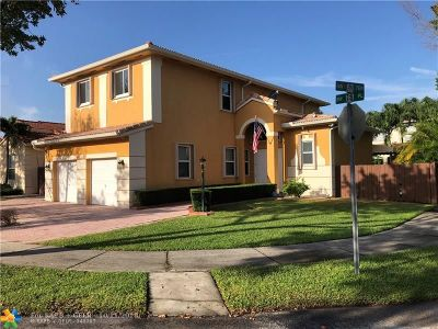 Miami Single Family Home For Sale: 6335 SW 161st Pl