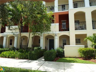Pompano Beach Condo/Townhouse For Sale: 231 SW 6th Pl #231