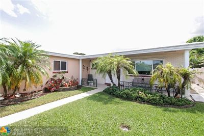 Broward County Single Family Home For Sale: 2200 N 54th Ave