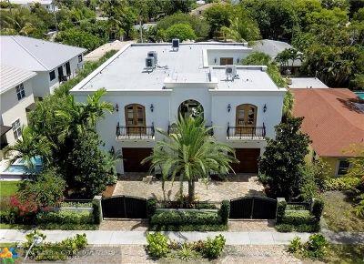 Fort Lauderdale Rental For Rent: 1638 NE 6th St