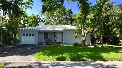 Miami Single Family Home For Sale: 163 NW 101st St