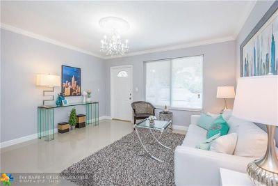 Oakland Park Single Family Home For Sale: 5170 N Andrews Ave