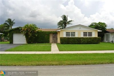 Miami Single Family Home For Sale: 13885 SW 80th St